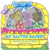 My Easter BAsket and the True Story of Easter