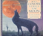 Why Coyote Sings to the Moon, Coyote Trickster