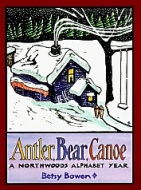 Antler, Bear, Canoe, Kid's Alphabet