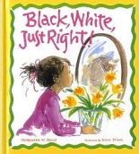 Black, White, Just Right - Book for Interracial Children