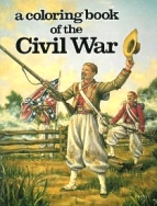 Coloring Book of the Civil War,