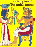 Coloring Book of Tutankhamun, Cyril Aldred