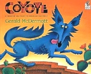 Coyote, Trickster Tales, McDermott