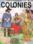 Educational Color Book of Colonies, Chidren's History