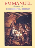 Emmanuel Coloring Book, Children's Religion