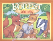 Forest Animals,  Pop-up book