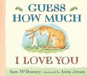 Guess How Much I Love You, Jeram, Board Book