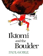 Iktomi and the Boulder, Goble