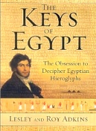 Keys of Egypt, Rosetta Stone, Champollion