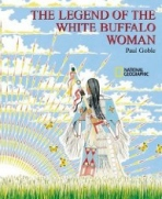 Legend of White Buffalo Woman, Goble