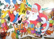 Disney's Mickey's Xmas Around World Pop-Up