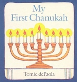 My First Chanukah, dePaola