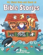 My Giant Fold-out Book Bible Stories