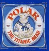 Polar the Titanic Bear