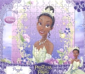 Princess & the Frog Puzzle