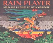 Rain Player Mayan legend