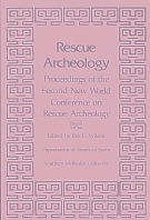 Rescue Archeology Conference Proceedings