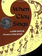When Clay Sings, Byrd Baylor, Anasazi