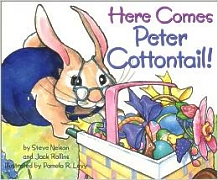 Peter Cottontail, Easter book