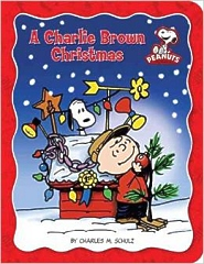 Charlie Brown Christmas, Board Book