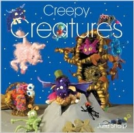 Creepy Creatures, Halloween Crafts for Children