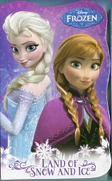 Disney's Frozen: Land of Snow & Ice board book
