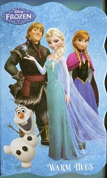 Disney's Frozen: Warm Hugs board book