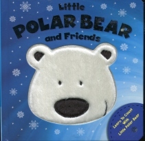 Little Polar Bear & Friends, Learn to Count book
