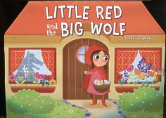 Little Red Riding Hood & Wolf Pop-up
