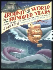 Around the World in 100 Years, Jean Fritz