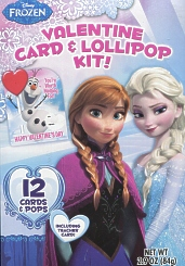 Disney's Frozen: Valentine cards