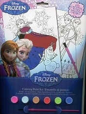 Disney's Frozen: Paint Set