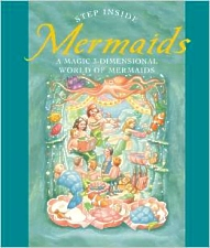 Mermaids 3-D pop-up