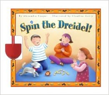 Spin the Dreidel, board book