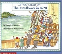 If You Sailed Mayflower 1620