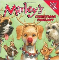 Marley's Christmas pageant, Lift Flap book