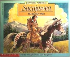 Sacajawea: Journey West Drawing America