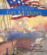 Attack on Fort McHenry, Children's Books