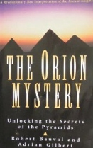 Orion Mystery, Ancient Egypt