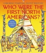 Who Were First North Americans, native america