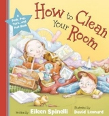 How To Clean Your Room, Spinelli,  Pop-up book