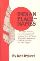 Indian Place Names, Rydjord