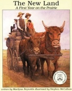 New Land, Westward Movement, Young Adult Fiction