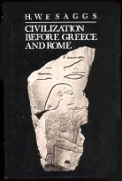 Civilization before Greece & Rome, Saggs